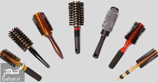 1057790 106 روش های انتخاب برس مو مناسب