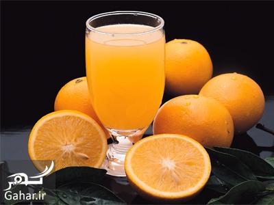 خواص شگفت انگیز آب پرتقال طبیعی, جدید 1400 -گهر