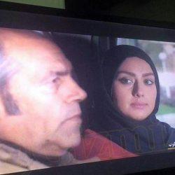 پخش فیلم صدف طاهریان از تلویزیون ایران