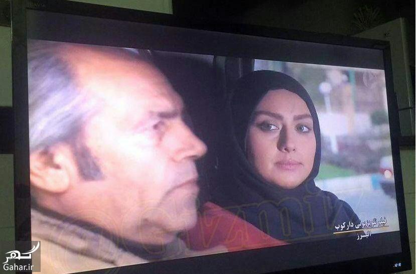 17 پخش فیلم صدف طاهریان از تلویزیون ایران