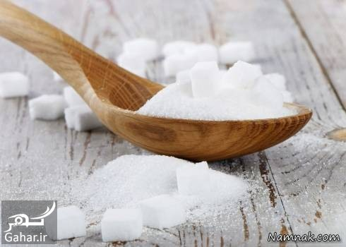 2d9a0b891a عوارض مصرف شکر برای پوست