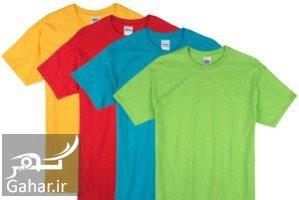 9colorsT Shirts شخصیت شناسی از روی رنگ لباس های شما