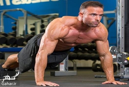 Building Muscle نکاتی در مورد عضله سازی و افزایش حجم آن