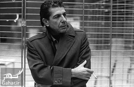 Cohen 4 لئونارد کوهن درگذشت + بیوگرافی لئونارد کوهن Leonard Cohen