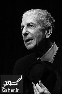 Leonard Cohen لئونارد کوهن درگذشت + بیوگرافی لئونارد کوهن Leonard Cohen