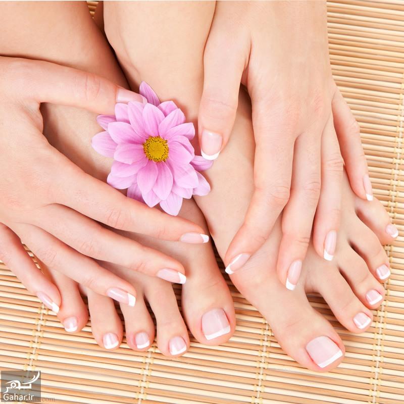 Nails1 پیشگیری از شکستن ناخن ها با چند روش ساده