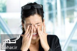 Unpleasant side effects of eye rubbing1 عوارض مالیدن چشم ها