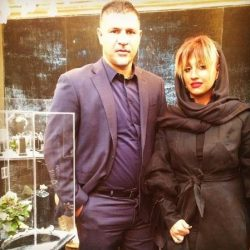 علی دایی : درآمد همسرم از من بیشتر است + مصاحبه
