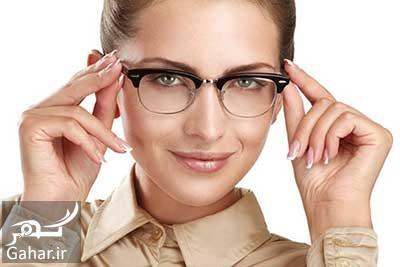 ar4 6808 آموزش آرایش چشم برای خانم های عینکی