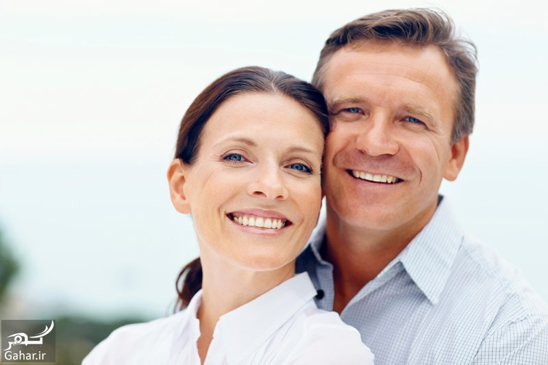happy couple 2 روش های ساده و موثر برای خوشحال کردن همسر