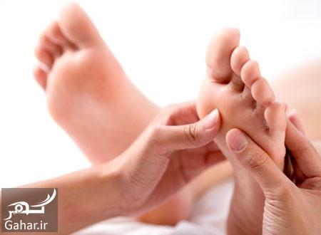 he3978 علل گرم شدن یا داغ شدن کف پا چیست؟ + درمان