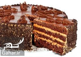 index 4 دستور تهیه کیک شکلاتی بدون آرد