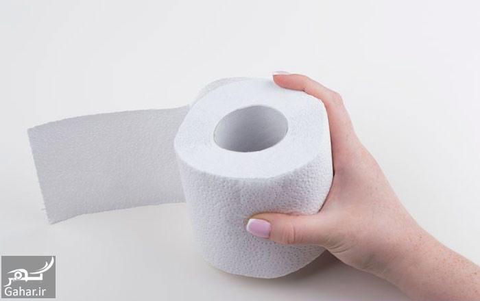 paper 1 آموزش فر کردن مو با دستمال کاغذی