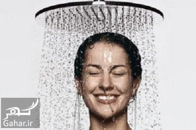 shower habits بهترین زمان دوش گرفتن چه زمانی است؟