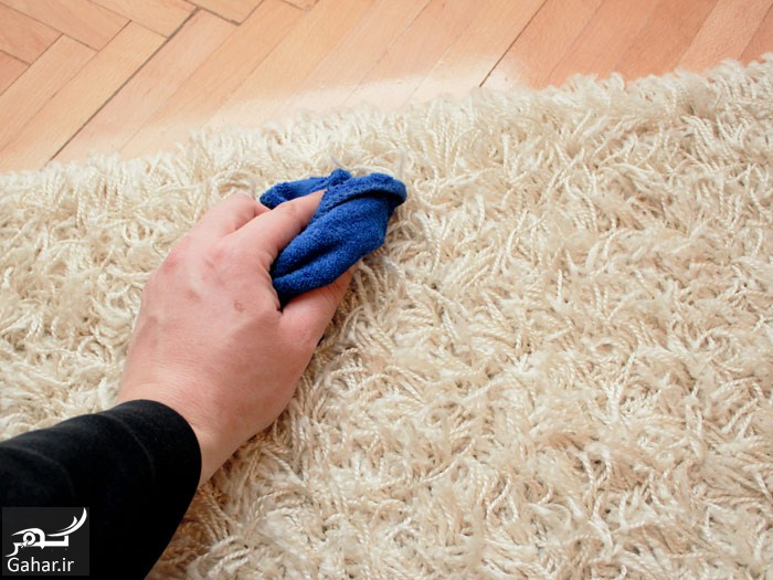 stain 2 آموزش از بین بردن انواع لکه های فرش