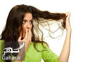 thin hair چند روش موثر برای جلوگیری از نازک شدن مو