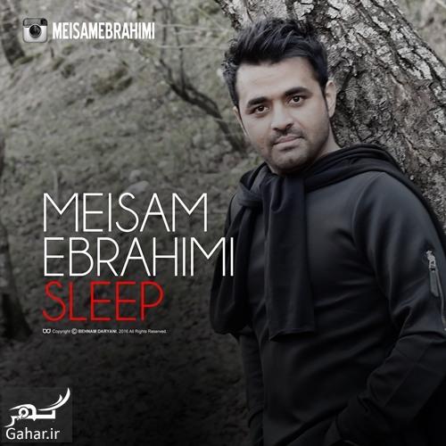Meysam Ebrahimi Khab دانلود آهنگ جدید از میثم ابراهیمی به نام خواب