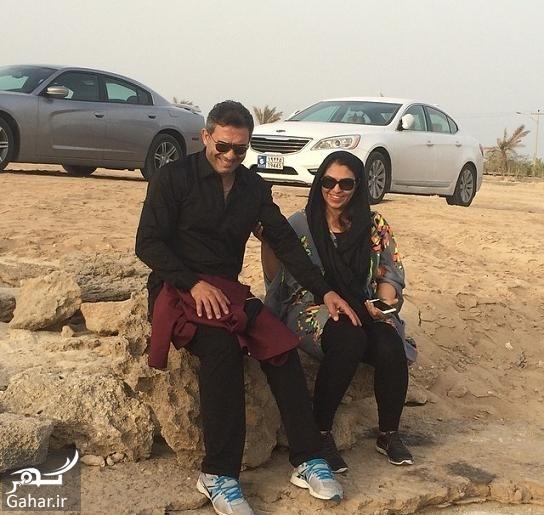 ahmadabedz film گفتگوی بدون تعارف با عابدزاده و همسرش + فیلم