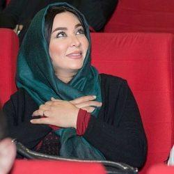 فقیهه سلطانی بچه دار شد + عکس