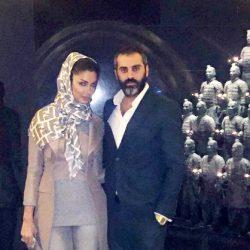 عکس جدید علیرام نورایی و همسرش در اینستاگرام