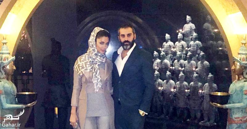 img1482532167915 عکس جدید علیرام نورایی و همسرش در اینستاگرام