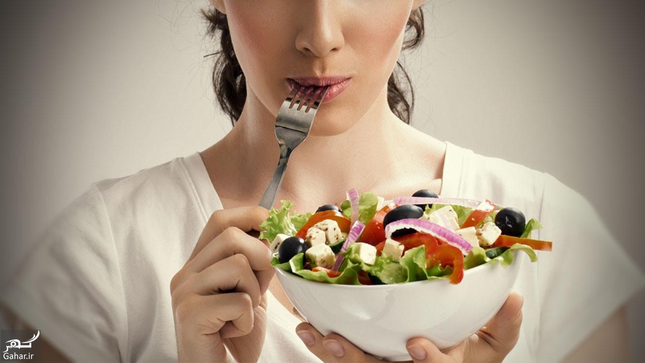 laghari 01 مضرات و عوارض رژیم لاغری گیاه خواری