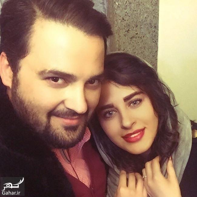 mehdi soloki عکس مهدی سلوکی و همسرش در شب یلدا
