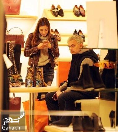 عکس های مورینیو و دخترش در حال خرید بعد از پیروزی, جدید 99 -گهر