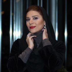 تیپ و آرایش متفاوت سحر دولتشاهی در فستیوال دبی