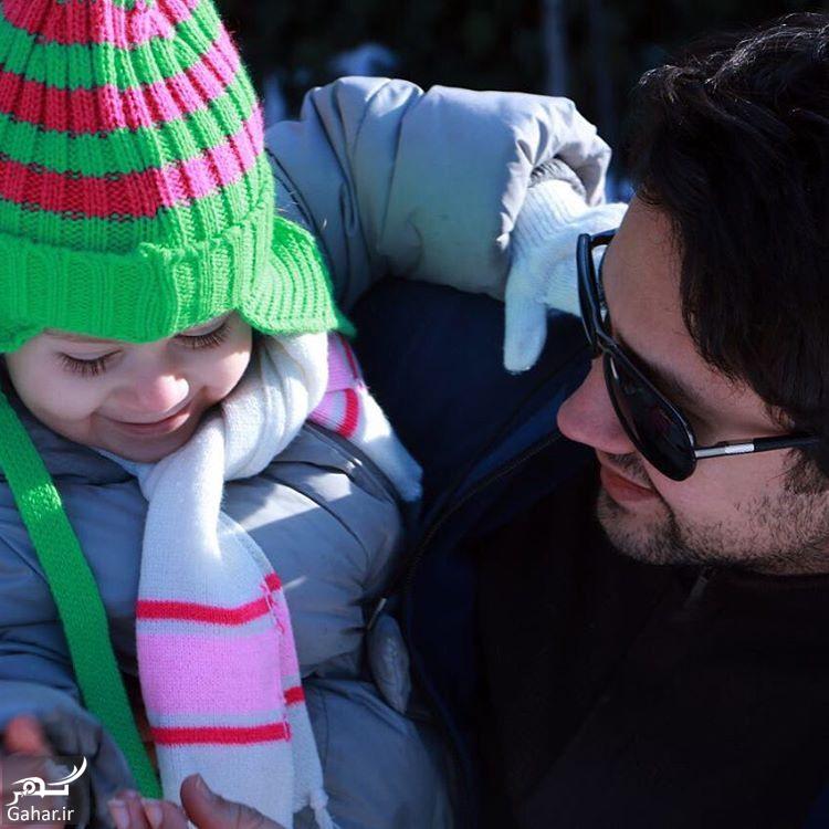wMBrXJdrk عکس های جدید شاهرخ استخری و دخترش پناه در اینستاگرام