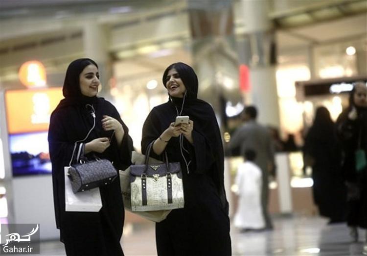 zanan arab بچه پولدارهای عربستان از اینجا خرید می کنند ؛ عکس