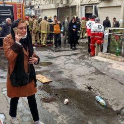 عکسهای تلخ از انتظار مادران و همسران مقابل پلاسکو