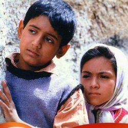 عکسهای فرخ هاشمیان و بهاره صدیقی(بچه های آسمان)پس از بیست سال