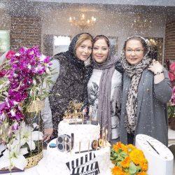 حضور هنرمندان در مراسم جشن تولد مریم سلطانی+عکس