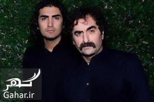 Shahram Hafez Nazeri حواشی کنسرت شهرام ناظری و پسرش در کرمانشاه