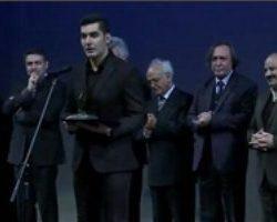 برندگان جایزه موسیقی باربد اعلام شدند