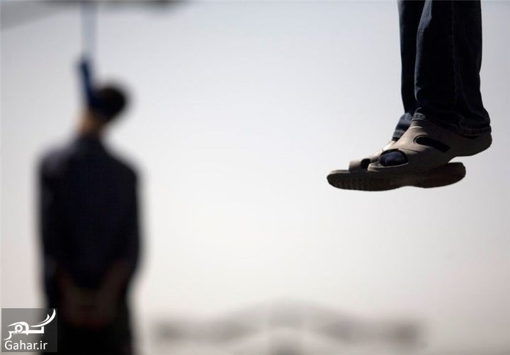 dar گفتگو با دو سارق قبل از اعدام