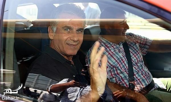 keyrosh کارلوس کی روش به صورت کتبی استعفا داد