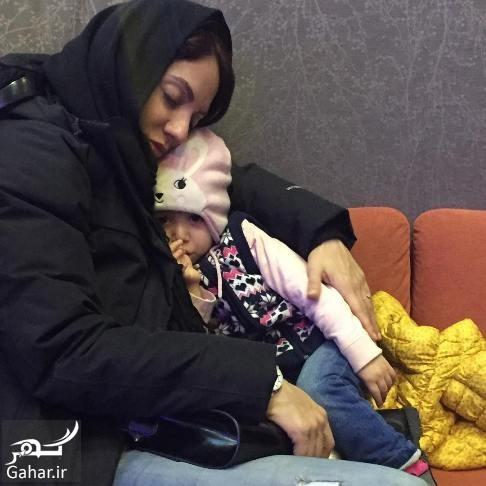 mahnaz afshar  12 عکس جدید مهناز افشار و دخترش لیانا رامین