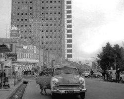 خاطره فریدون جیرانی از ساختمان پلاسکو