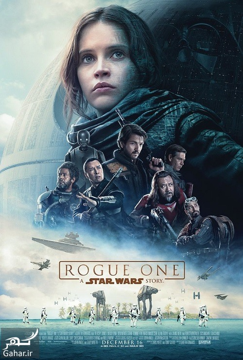 rogue one پرفروش ترین فیلم سال 2016 معرفی شد + دانلود