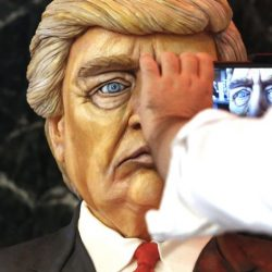 وحشت زده شدن هالیوود از قدرت یافتن ترامپ