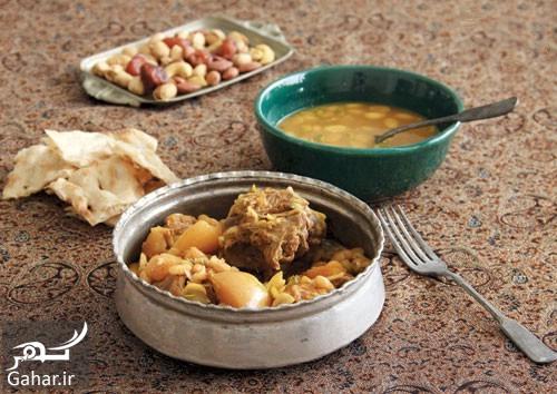 آبگوشت مغز دار آبگوشت مغز دار غذای مخصوص تهرانی ها