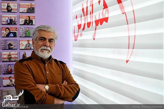 حسین پاکدل حسین پاکدل : تلویزیون محلی از اعراب ندارد و یک شوخی بزرگ است
