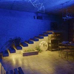 تاثیر رنگ آبی در دکوراسیون داخلی منزل