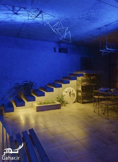 رنگ آبی در دکوراسیون تاثیر رنگ آبی در دکوراسیون داخلی منزل