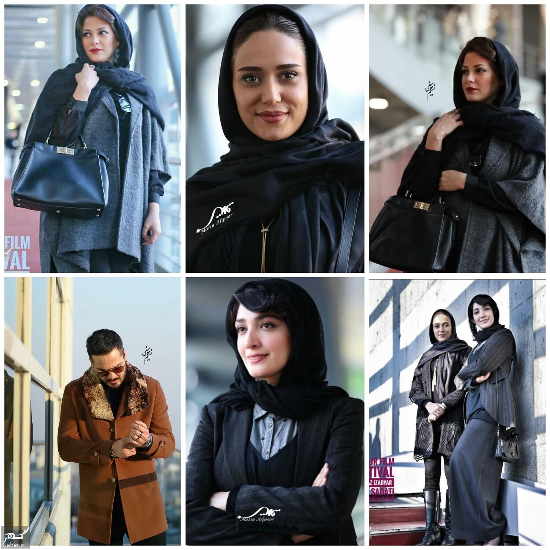 1486291490751 معرفی خوش استایل ترین بازیگران در سی و پنجمین جشنواره فجر+فیلم