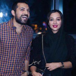 تبریک اشکان خطیبی به همسرش به مناسبت روز تولدش در اینستاگرام؛عکس