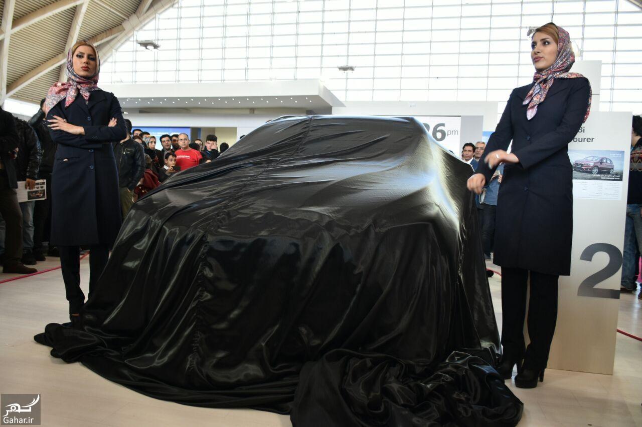 BMW company عکسهای رونمایی از ماشینهای جدید BMW در ایران