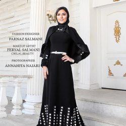 هدی زین العابدین با پوششی جدید و متفاوت ؛ عکس